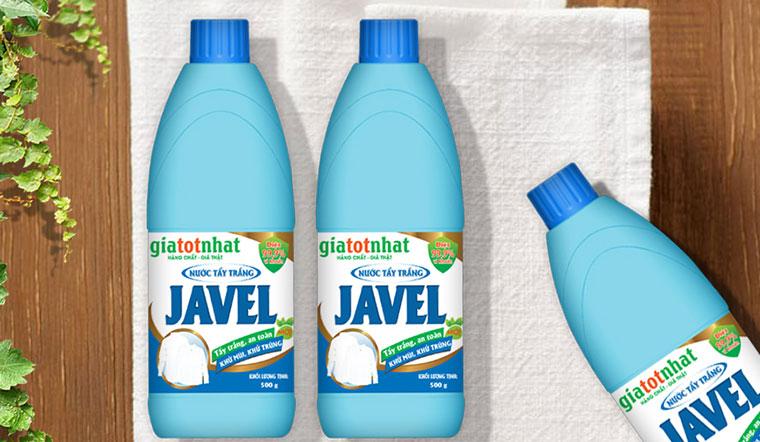 Bạn đã thật sự biết cách sử dụng thuốc Javel