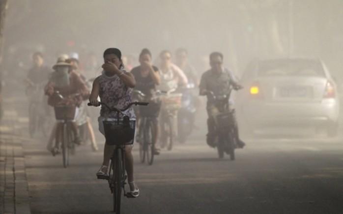Bệnh cao huyết áp cũng có thể do ô nhiễm không khí