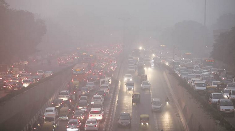 Bụi khói đã ảnh hưởng nghiêm trọng đến môi trường
