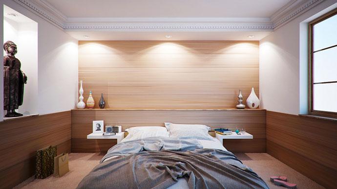 Cách khử mùi hôi trong phòng ngủ đơn giản, hiệu quả