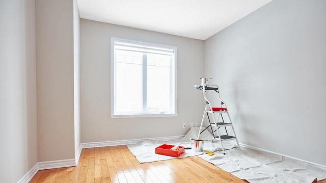 Cách khử mùi sơn nhà mới, khử mùi nhà mới xây
