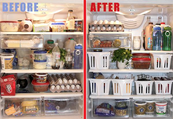 Cách sắp xếp và bảo quản thức ăn trong tủ lạnh khoa học