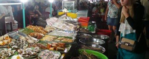 Chế biến món hải sản không bị tanh với máy lọc mùi bằng ozone