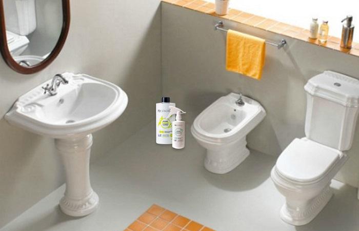 Gợi ý 10 cách khử mùi cho phòng vệ sinh đơn giản