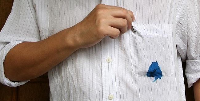 Gợi ý cho bạn một số cách để loại bỏ các vết bẩn do mực