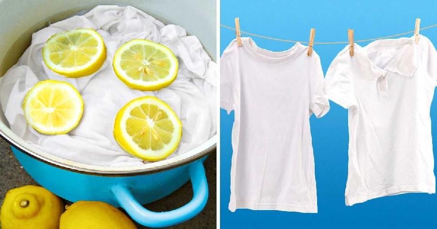 Hướng dẫn bạn cách tẩy vết bẩn vùng áo dính màu sạch như mới
