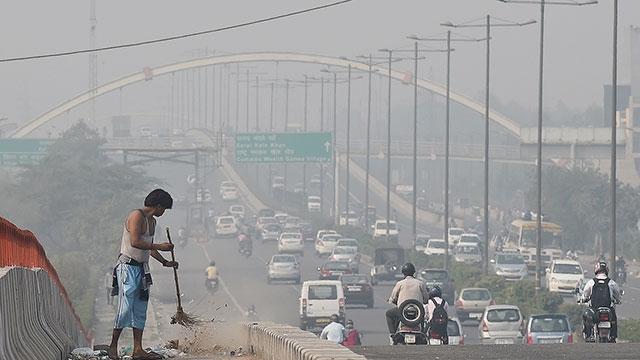 Không khí toàn cầu đang bị ô nhiễm nghiêm trọng