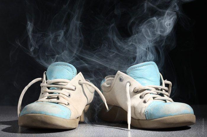 Khử mùi giày chưa bao giờ dễ đến thế với máy khử mùi ozone