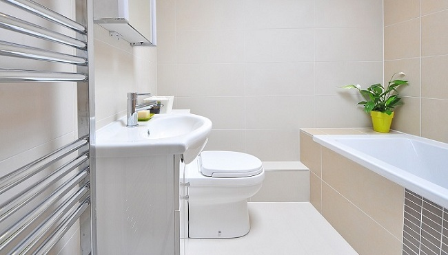 Khử mùi hôi nhà vệ sinh bằng sáp thơm đang ngày càng phổ biến