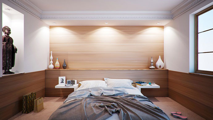 Khử mùi hôi phòng ngủ không an toàn khi sử dụng chất hóa học