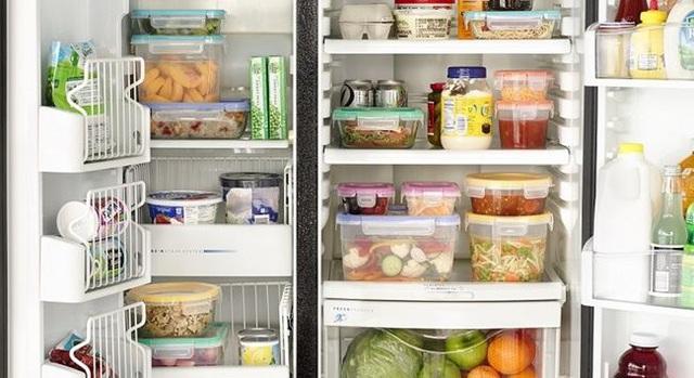 Khử mùi hôi tủ lạnh hiệu quả bà nội trợ nên biết