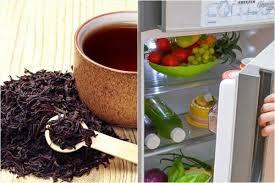 Khử mùi tủ lạnh cực kỳ đơn giản và hiệu quả