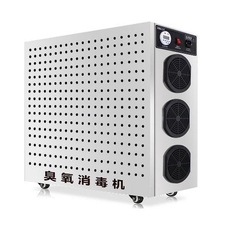 Khử mùi và lọc không khí xưởng sản xuất với máy tạo khí ozone