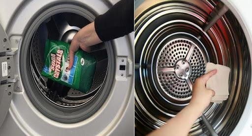 Làm sao để vệ sinh máy giặt đúng cách và hiệu quả?