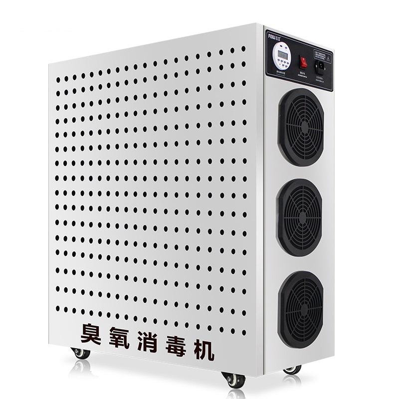 Lọc không khí nhà xưởng sản xuất với máy tạo ozone BO-840N