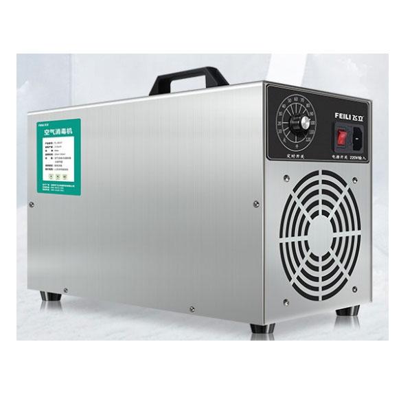 Máy khử mùi và lọc sạch không khí nhỏ gọn dễ di chuyển