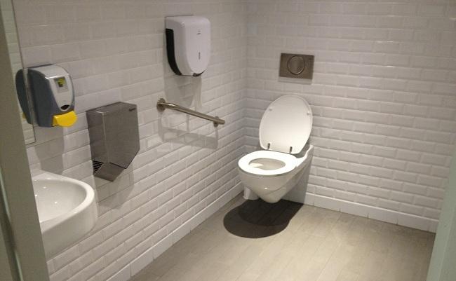 Men vi sinh là bí quyết khử mùi hôi nhà vệ sinh bốc ra từ bồn cầu