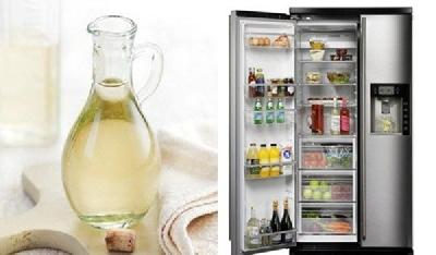 Một vài cách khử mùi tủ lạnh cực hữu dụng