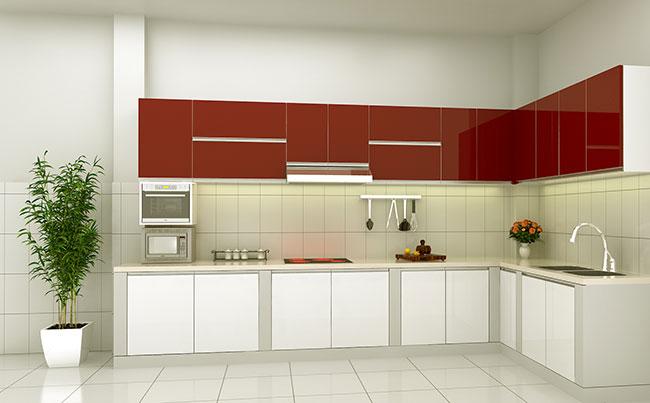 Mùi hôi của phòng bếp nên được giải quyết đầu tiên