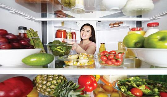 Mùi hôi khó chịu từ chiếc tủ lạnh sẽ nhanh chóng biến mất