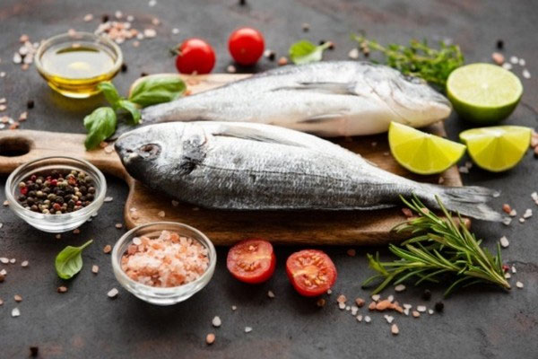 Mùi tanh từ cá sẽ dễ dàng bị đánh lùi