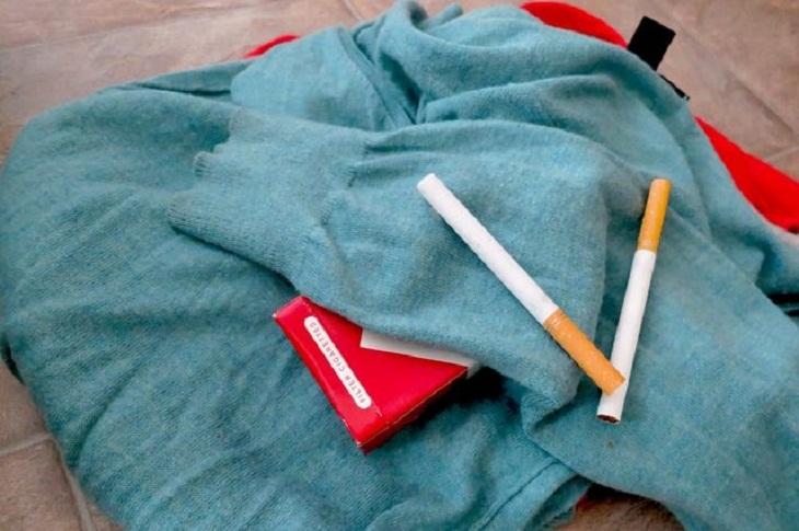 Mùi thuốc lá luôn làm chúng ta khó chịu và cách đánh bay chúng dễ dàng