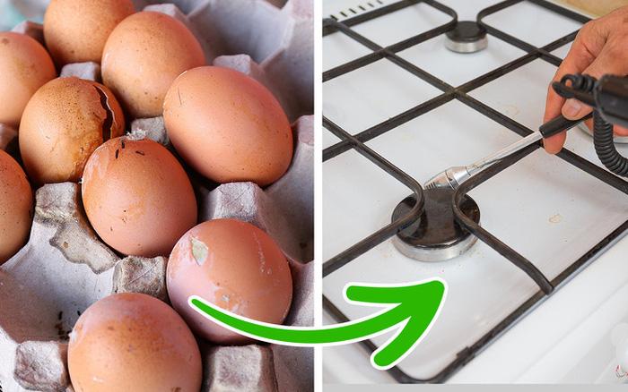 Nguyên liệu tự nhiên đẩy lùi mùi hôi trong nhà bếp