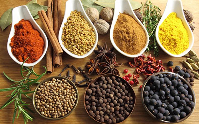 Nguyên liệu tự nhiên tạo nên hương thơm hấp dẫn