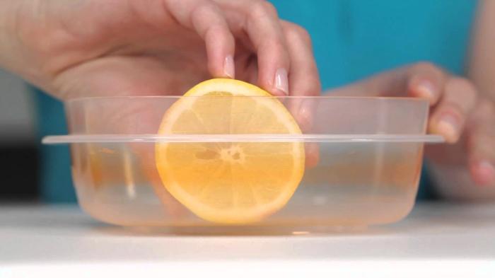 Những cách khử mùi nhà bếp đơn giản, không mất thời gian