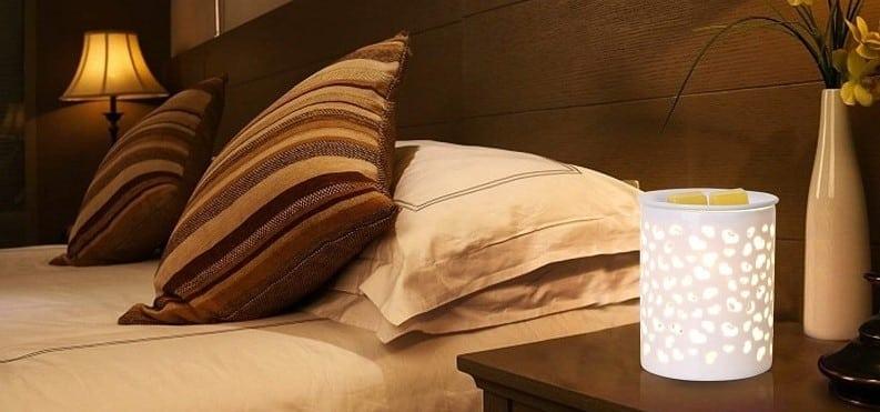 Những hướng dẫn sử dụng sáp thơm cho phòng ngủ