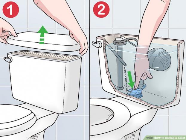 Những phương pháp thông bồn cầu hiệu quả nhất tại nhà