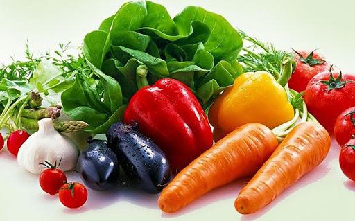 Những thực phẩm có khả năng lọc và giải độc phổi