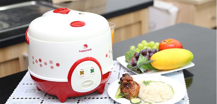 Nồi cơm điện là thiết bị gia dụng cần thiết cho mọi gia đình