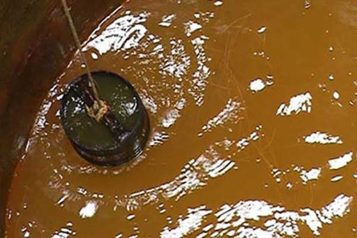Nước nhiễm vôi lại là nguồn nước chứa canxi cao