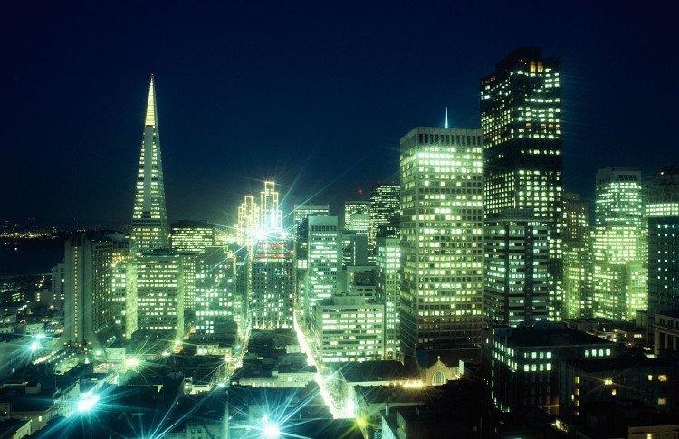 Ô nhiễm ánh sáng đang là vấn đề khó khăn cho con người