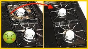 Sử dụng baking soda và giấm làm sạch nhà bếp nhanh chóng