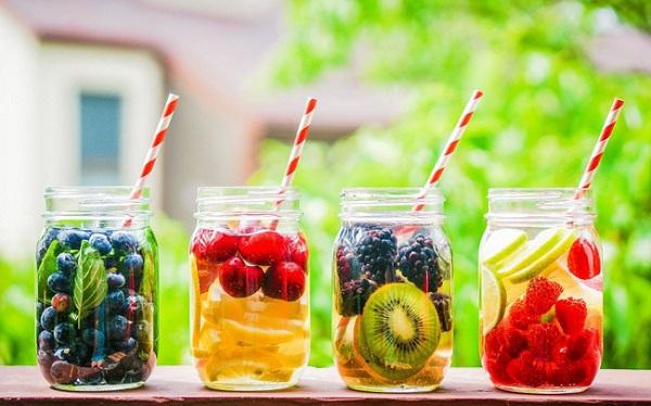 Uống trà detox mỗi ngày sẽ giúp bạn thoải mái và dễ chịu hơn