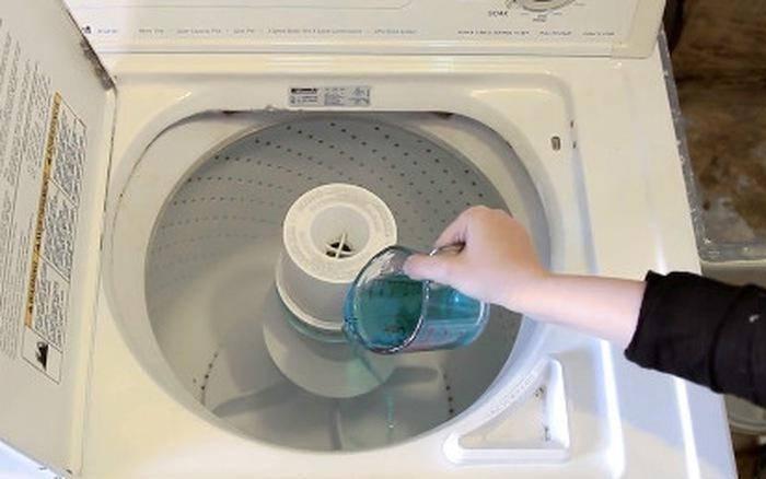 Vệ sinh máy giặt và những lý do cần thiết