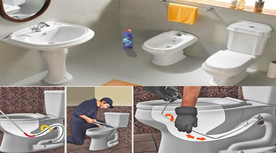 Xử lý nhanh mùi hôi nhà vệ sinh dễ dàng